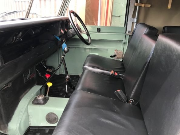 1971 Land Rover® Series 3 *Galv Chassis Rebuild - High Spec*(OPL) SOLD (picture 5 of 6)