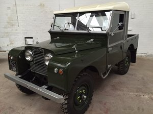 1957 Landrover Series 1 Show Condition
