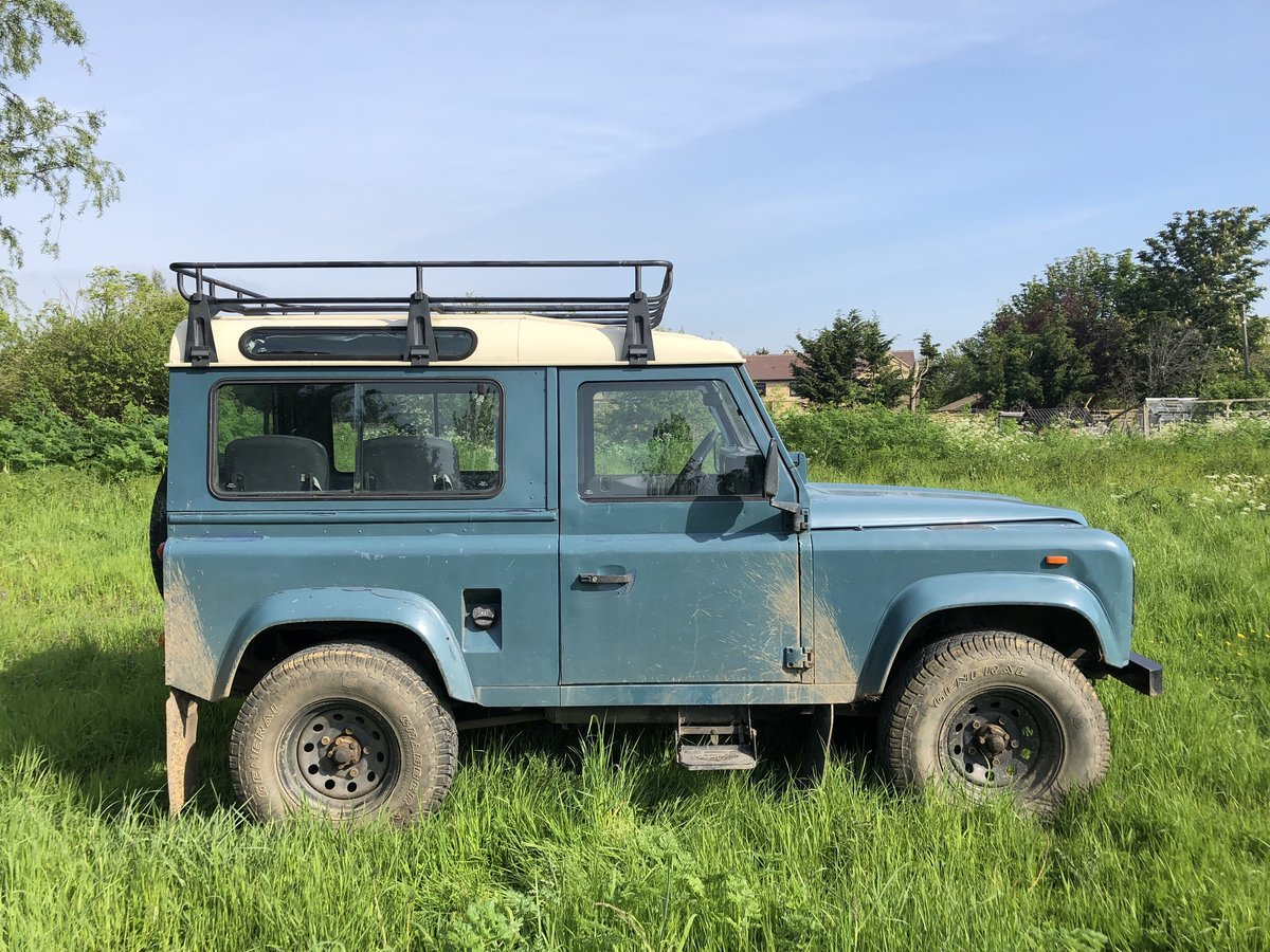 1988 Land Rover Defender 90 4C RARE 2.5 PETROL MODEL Low Mileage! For Sale (picture 2 of 6)