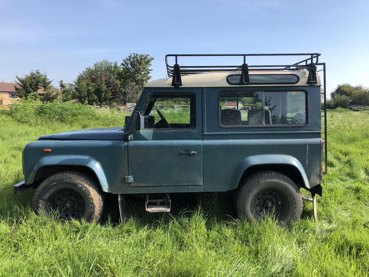 1988 Land Rover Defender 90 4C RARE 2.5 PETROL MODEL Low Mileage! For Sale (picture 4 of 6)