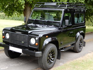 2004  Land Rover Defender 90 Factory CSW For Sale