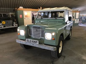 1976 Land Rover® Series 3 *MOT & Tax Exempt* (OLG)