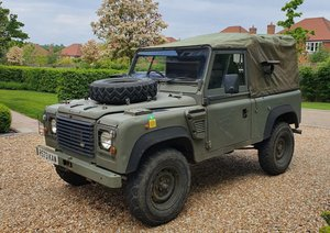 1997 Land Rover Defender 90 Wolf For Sale
