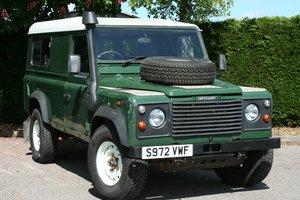 1998 Land Rover Defender 110 300 TDI Ex MOD For Sale