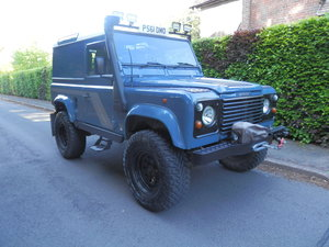 Land Rover 90 Defender.. 300 Tdi.. Hardtop.. Must Be Seen..