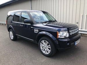 2013 63 LAND ROVER DISCOVERY 3.0 4 SDV6 COMMERCIAL VAN AUTO  SOLD