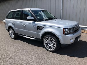 2012 LAND ROVER RANGE ROVER SPORT 3.0 SDV6 HSE AUTO 255BHP SOLD