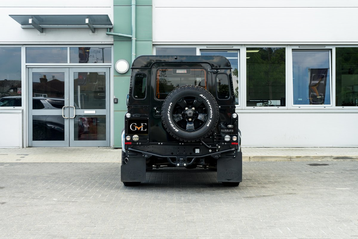 Land Rover Defender 90 XS TD 2014 (Twisted) SOLD (picture 2 of 6)