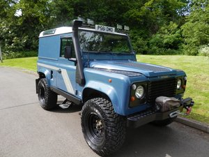 1996 Land Rover 90 Defender 300 Tdi. Many Extras. Must Be Seen.