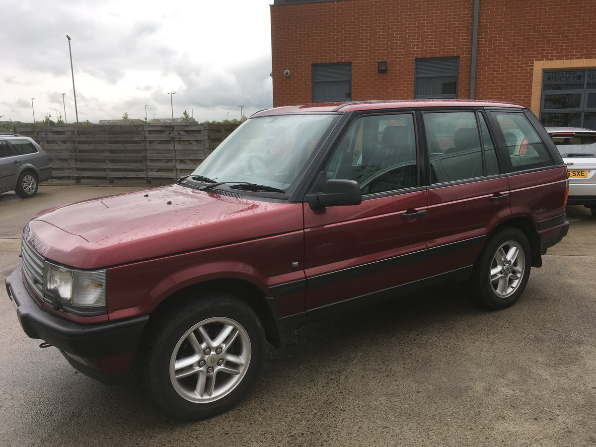 2001 land rover    range rover 4.0 hse auto For Sale (picture 1 of 6)