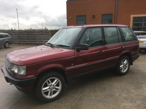 2001 land rover    range rover 4.0 hse auto For Sale