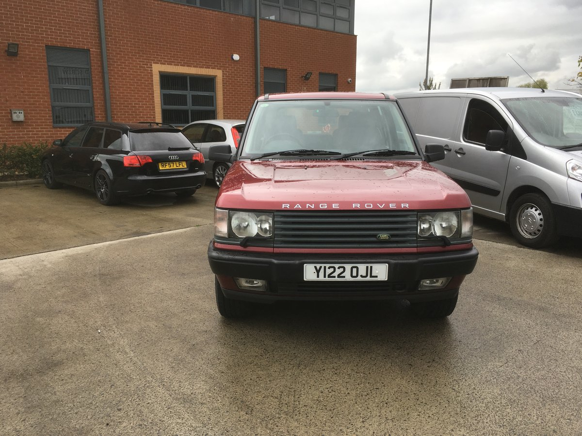 2001 land rover    range rover 4.0 hse auto For Sale (picture 4 of 6)
