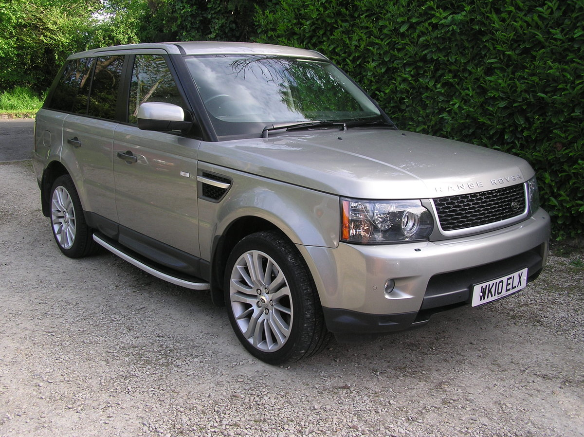 2010 range rover sport 3.6tdv8 hse  For Sale (picture 1 of 6)