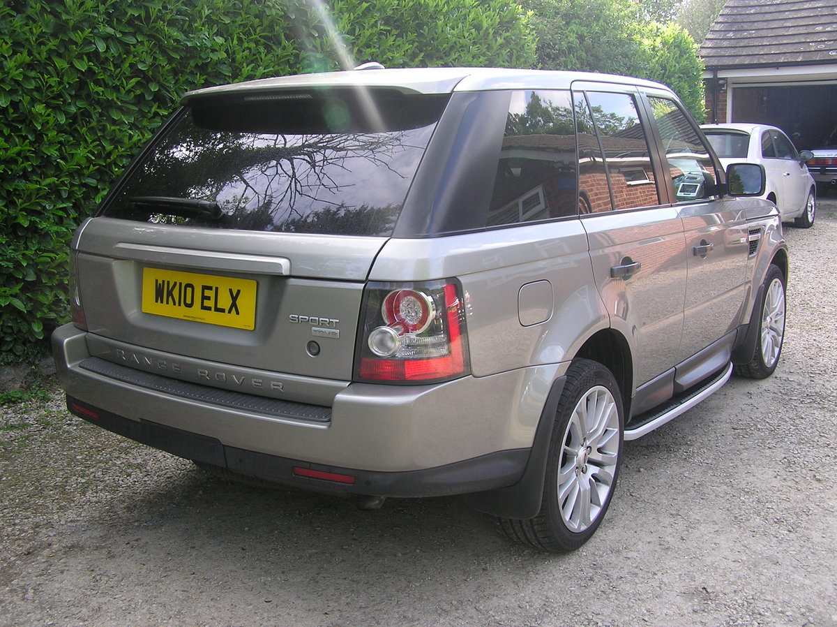 2010 range rover sport 3.6tdv8 hse  For Sale (picture 2 of 6)