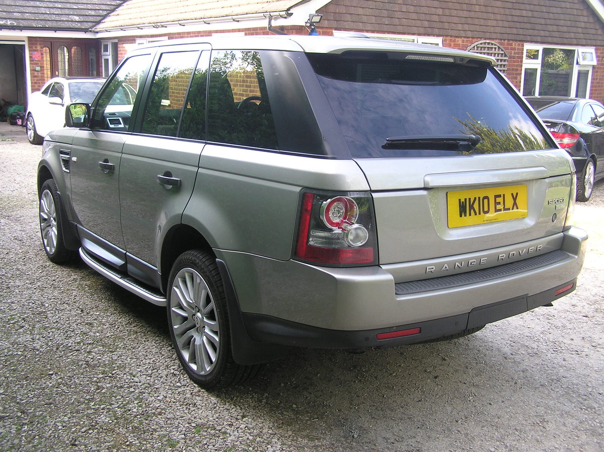 2010 range rover sport 3.6tdv8 hse  For Sale (picture 3 of 6)