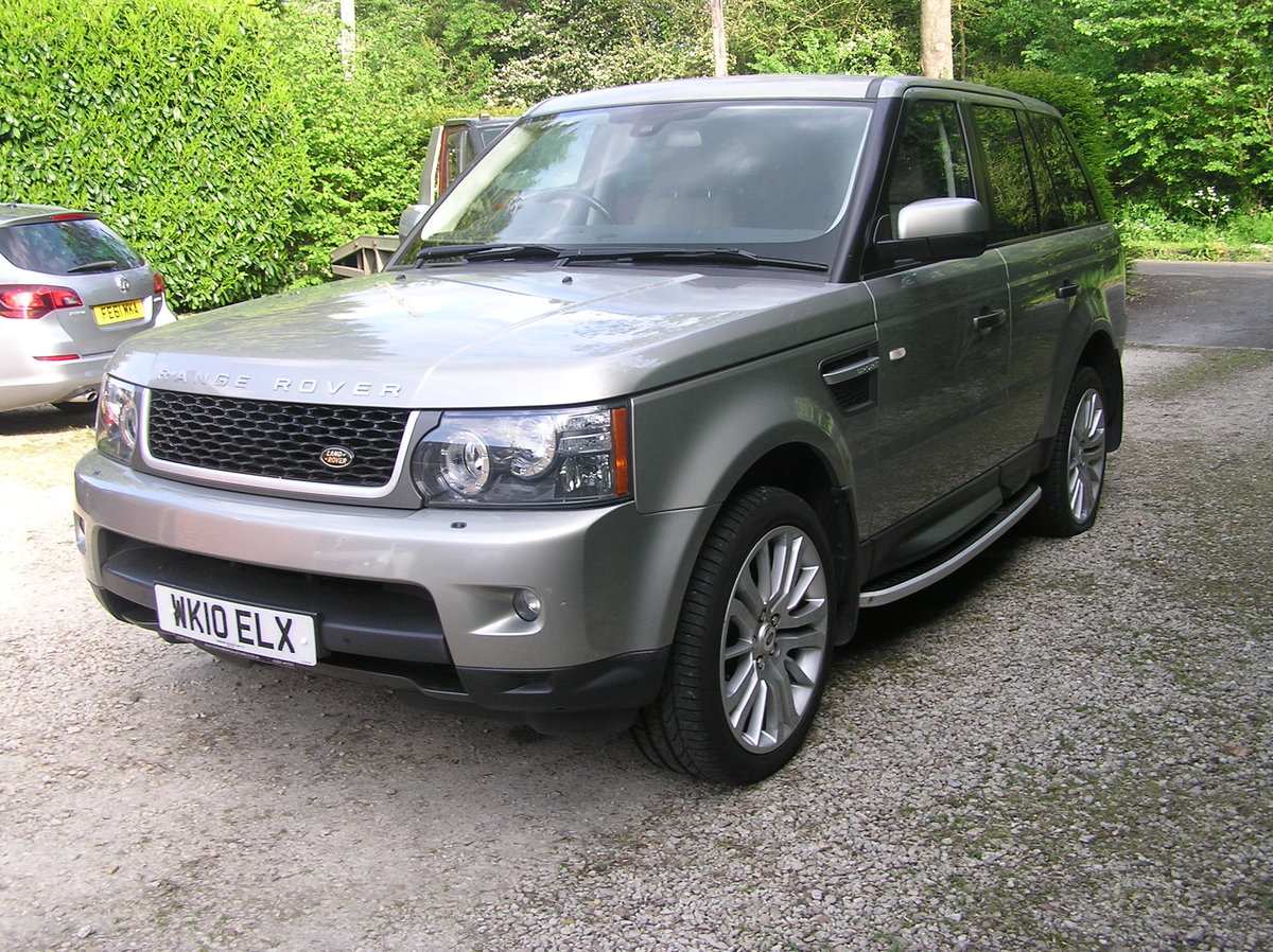2010 range rover sport 3.6tdv8 hse  For Sale (picture 4 of 6)