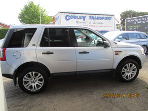 2007 AUTO DIESEL 2.2cc FREELANDER 2 ITS A SMART ONE F.S.H DEC MOT