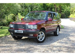 2001 Land Rover Range Rover 4.6 V8 Vogue 5dr THE BEST AVAILABLE!