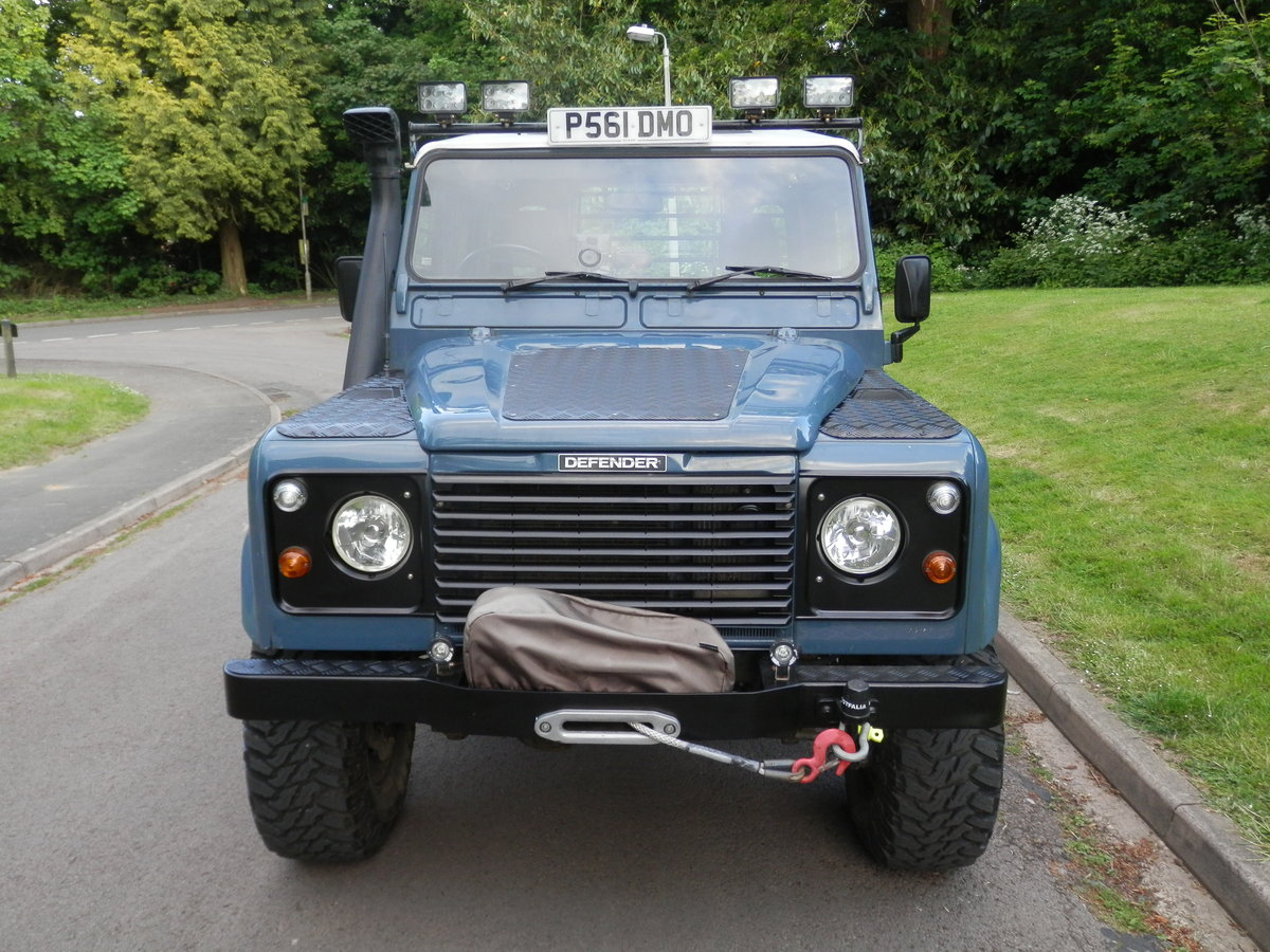 1996 Land Rover 90 Defender 300 Tdi. Many Extras. Must Be Seen. SOLD (picture 3 of 6)