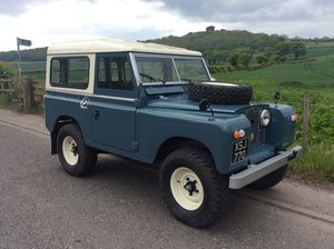 1961 LAND ROVER SERIES 2A For Sale