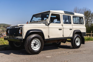 Land rover defender 110 csw lhd 1990 usa export For Sale