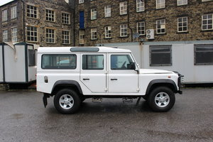 Land rover defender 110 CSW LHD 1992 USA EXPORT For Sale