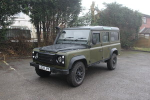 Land rover defender 110 csw 1994 usa export For Sale