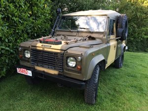 1998 Left Hand Drive 110 Defender Wolf XD