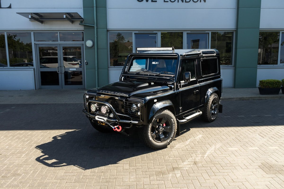 Land Rover Defender 90 XS TD 2014 (Twisted) SOLD (picture 1 of 6)