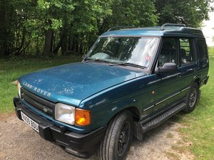 1997 Land Rover Discovery 3.9 l V8 auto