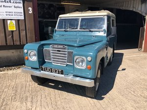 1979 Land Rover® Series 3 *Recent Rebuild - Galvanised Chassis*