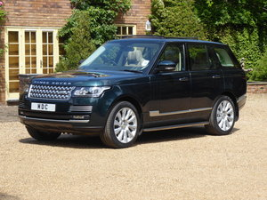 2014 Range Rover Autobiography One Owner 20,000 miles FLRSH For Sale