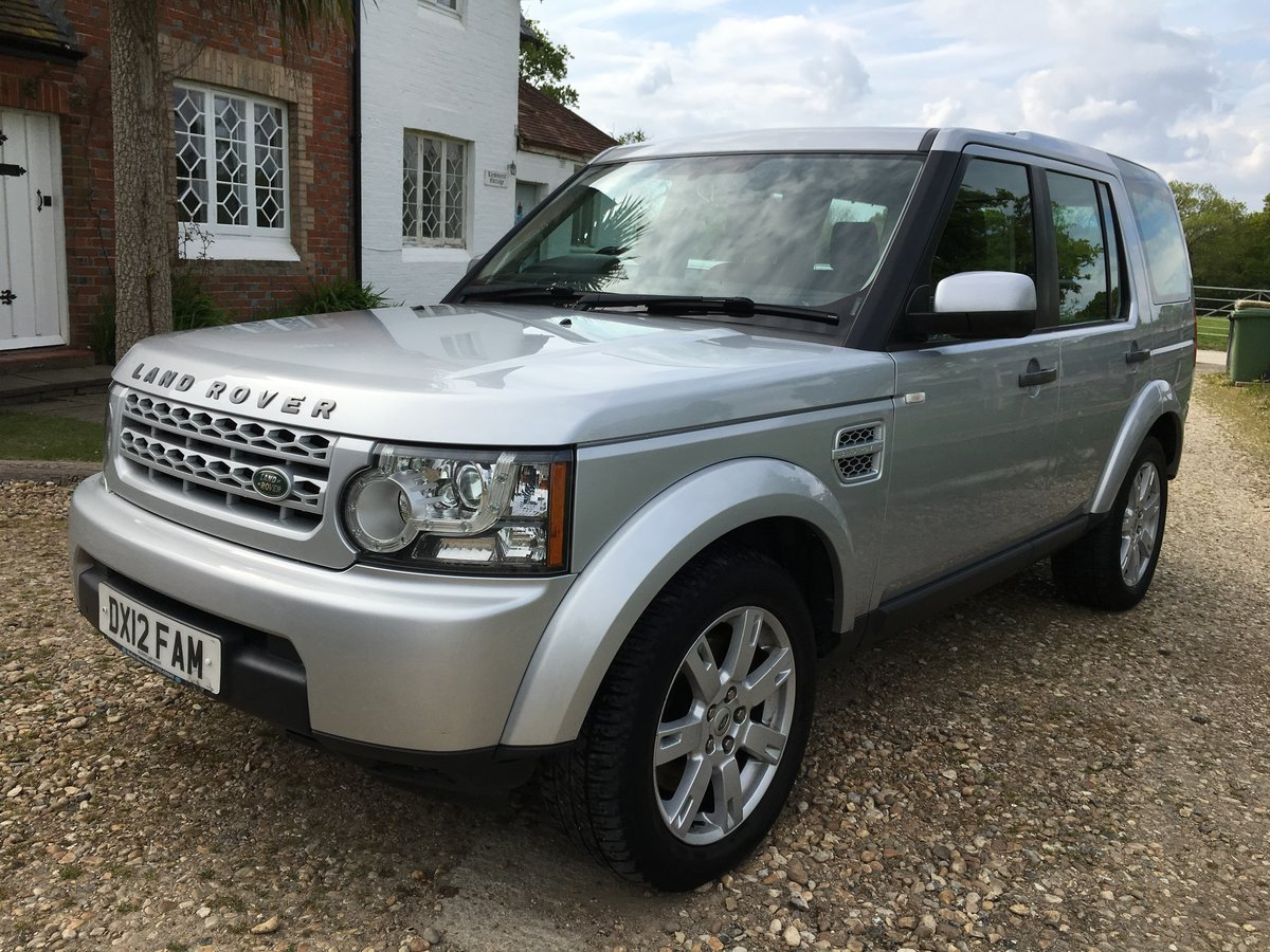 2012 Land Rover Discovery 4  For Sale (picture 2 of 6)