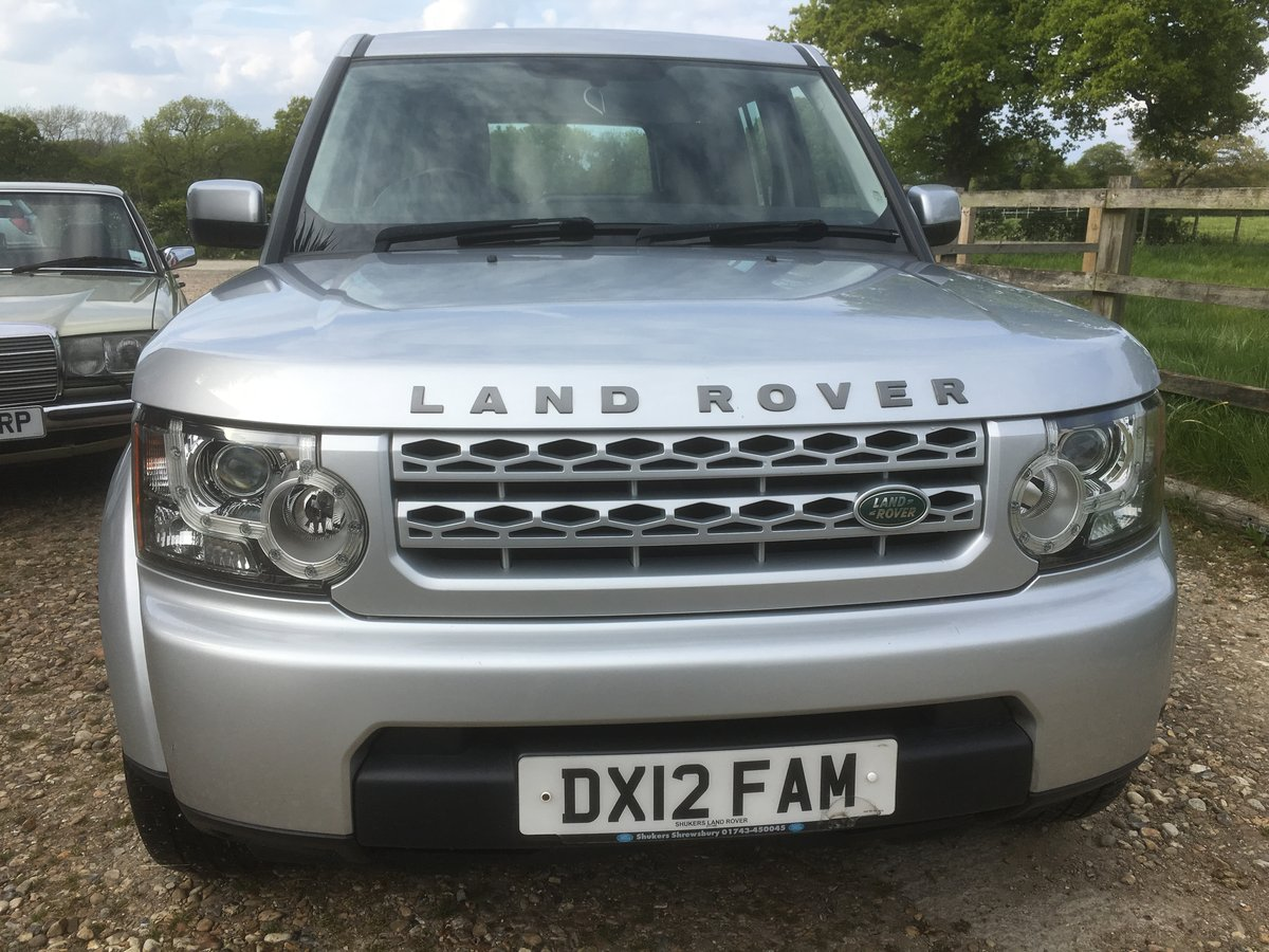 2012 Land Rover Discovery 4  For Sale (picture 3 of 6)