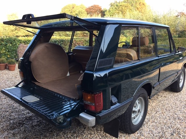 1972 Range Rover Classic Serie 1 LHD Perfect For Sale (picture 3 of 6)