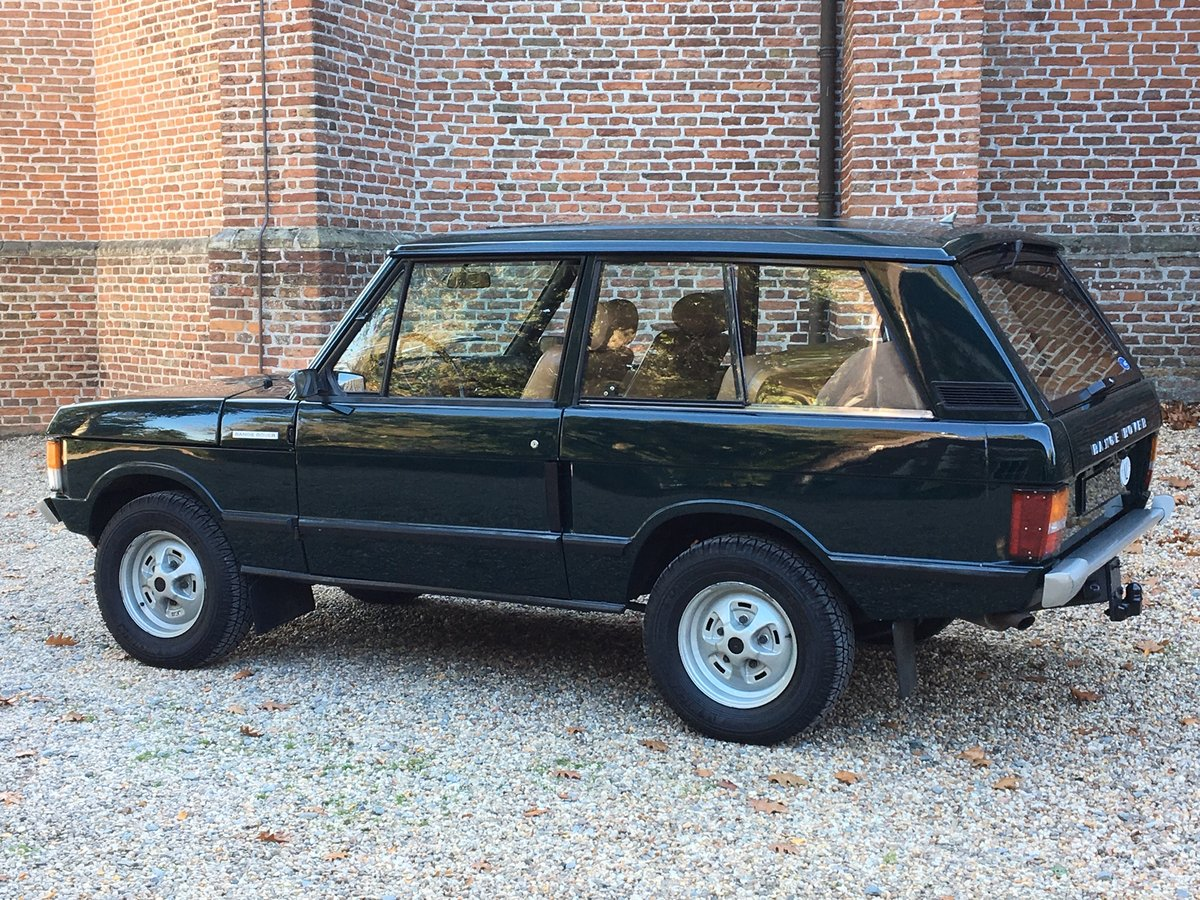 1972 Range Rover Classic Serie 1 LHD Perfect For Sale (picture 4 of 6)