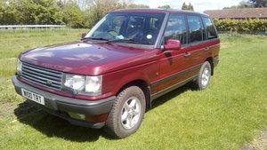 2000 Land Rover Range Rover P38 SE Low mileage