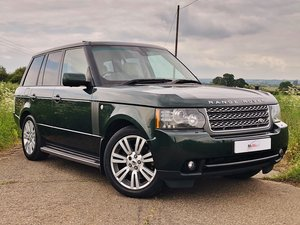 2010 Range Rover Vogue SE 3.6 TDV8 with Low Miles SOLD
