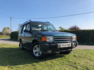 1998 50th Anniversary Discovery 1 - 3.9 V8i For Sale