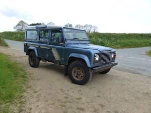 1990 Land Rover Defender 110 V8 County Station Wagon  For Sale