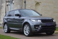 2014 Range Rover Sport SDV6 HSE Dynamic - 37,300 Miles SOLD (picture 1 of 6)