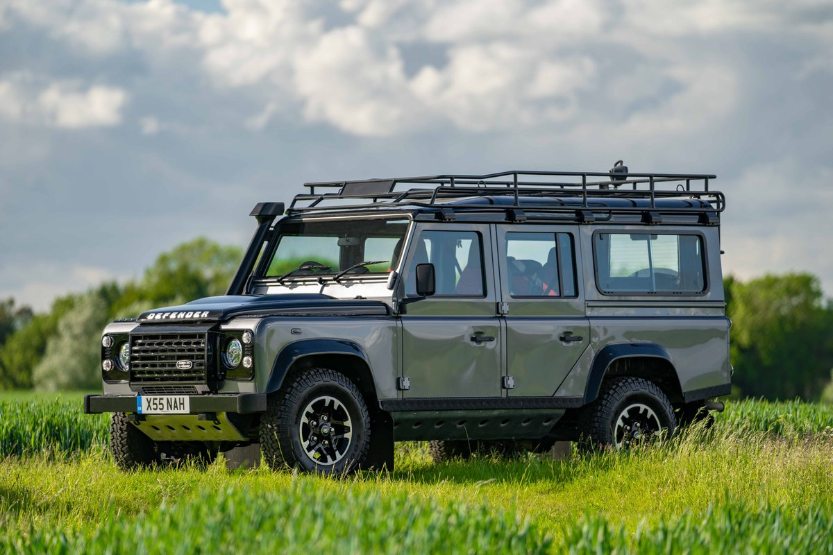 2015 Land Rover Defender 110 Adventure. 1 of 600. SOLD (picture 1 of 6)
