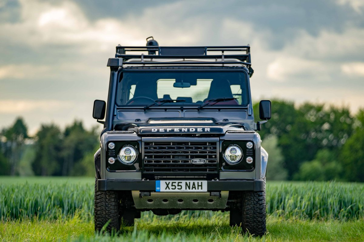 2015 Land Rover Defender 110 Adventure. 1 of 600. SOLD (picture 3 of 6)