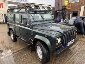 2001 Land Rover 110 county station wagon TD5 For Sale
