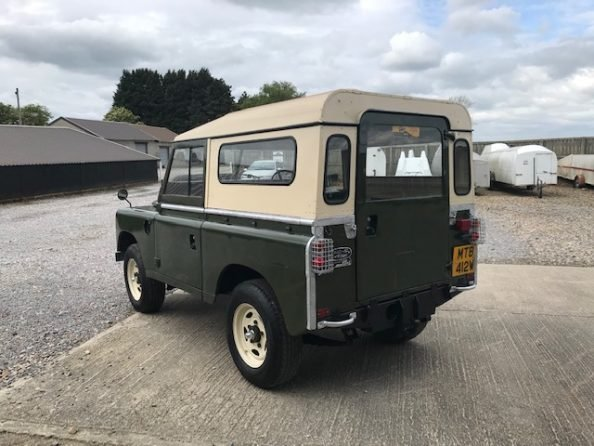 1977 Land Rover® Series 3 *MOT and Tax Exempt* (MTB) SOLD (picture 3 of 6)