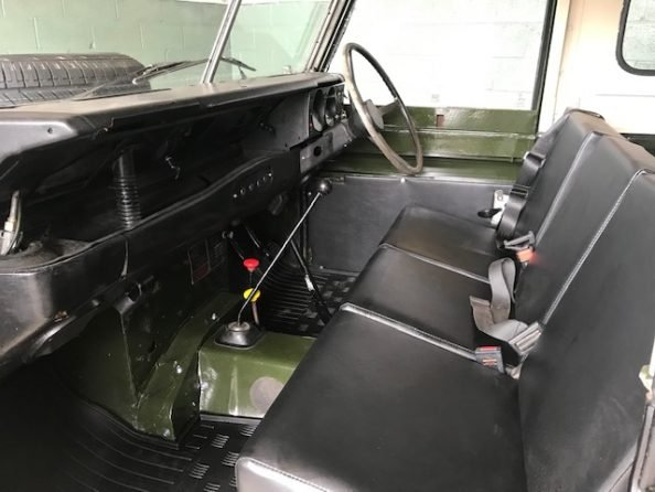 1977 Land Rover® Series 3 *MOT and Tax Exempt* (MTB) SOLD (picture 5 of 6)