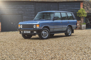1988 Range Rover Vogue Turbo Diesel For Sale