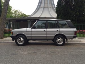1991 Range Vogue SE  For Sale