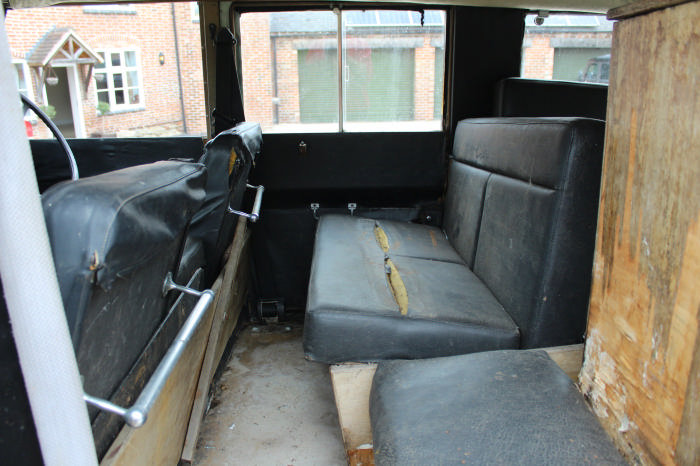 1972 Land Rover Searle Carawagon Project  For Sale (picture 5 of 6)