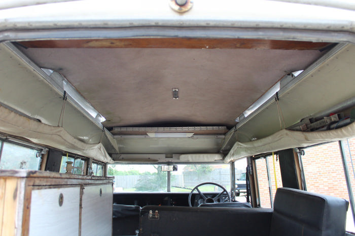 1972 Land Rover Searle Carawagon Project  For Sale (picture 6 of 6)